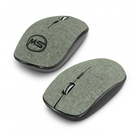 Greystone Wireless Travel Mouse - Printing Per Colour