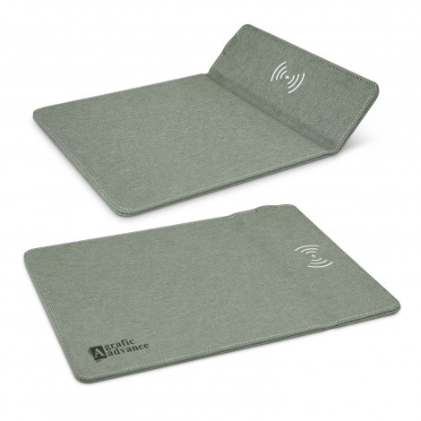 Greystone Wireless Charging Mouse Mat - Printing Per Position