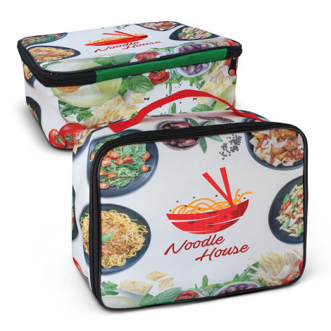 Zest Lunch Cooler Bag - Full Colour - Full Colour Print