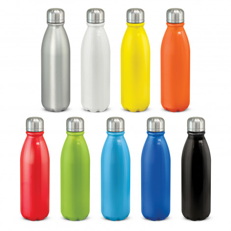 Mirage Aluminium Bottle - Printing Per Colour/Position