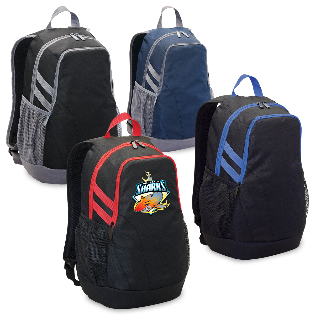 Velocity Laptop BackPack