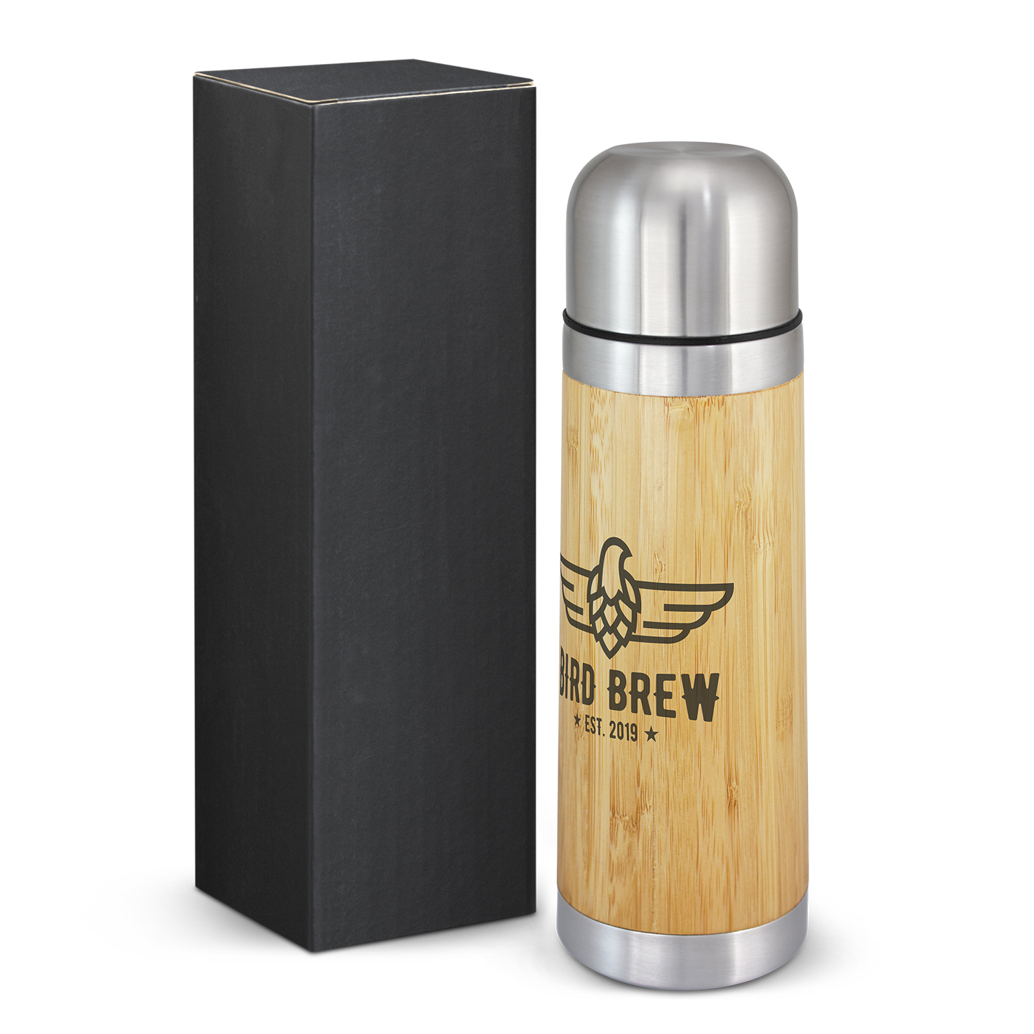 Bamboo Flask - Printing Per Col/Pos