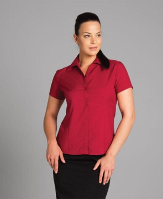 JB'S LADIES Short Sleeve POLYESTER SHIRT, From 21.69