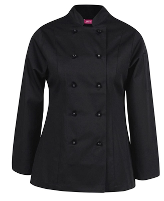 JB'S LADIES Long Sleeve VENTED CHEF'S