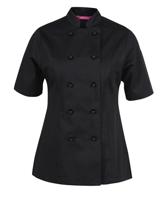 JB'S LADIES Short Sleeve VENTED CHEF'S