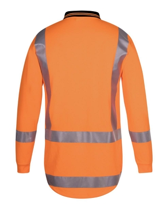 JB'S HI VIS (D+N) Long Sleeve TTMC-W TRADITIONAL POLO, From 28.52