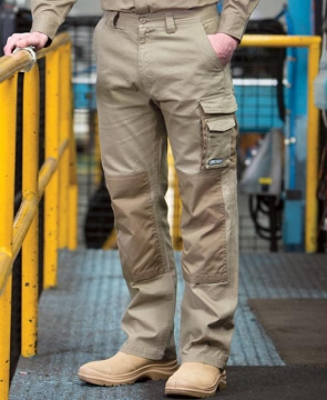 JB'S CANVAS CARGO PANT