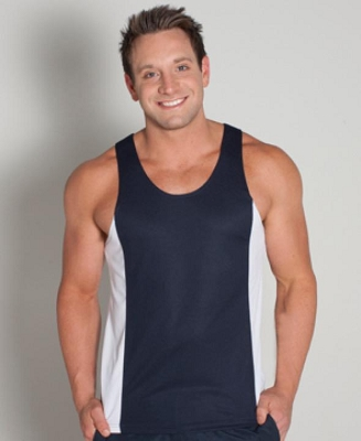 PODIUM CONTRAST SINGLET, From 8.43