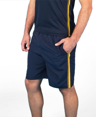 PDM KIDS DUAL STRIPE WARM UP SHORT, From 12.59