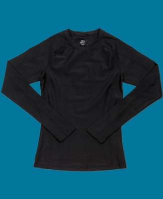 PODIUM LADIES Long Sleeve PERFORMANCE TEE