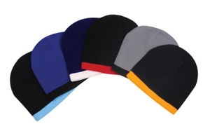 Acrylic Two-Tone Beanie, From $3.17