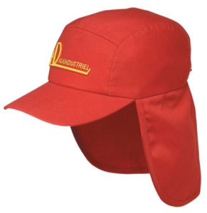 Kids Polycotton Legionnaire Cap, From $4.14