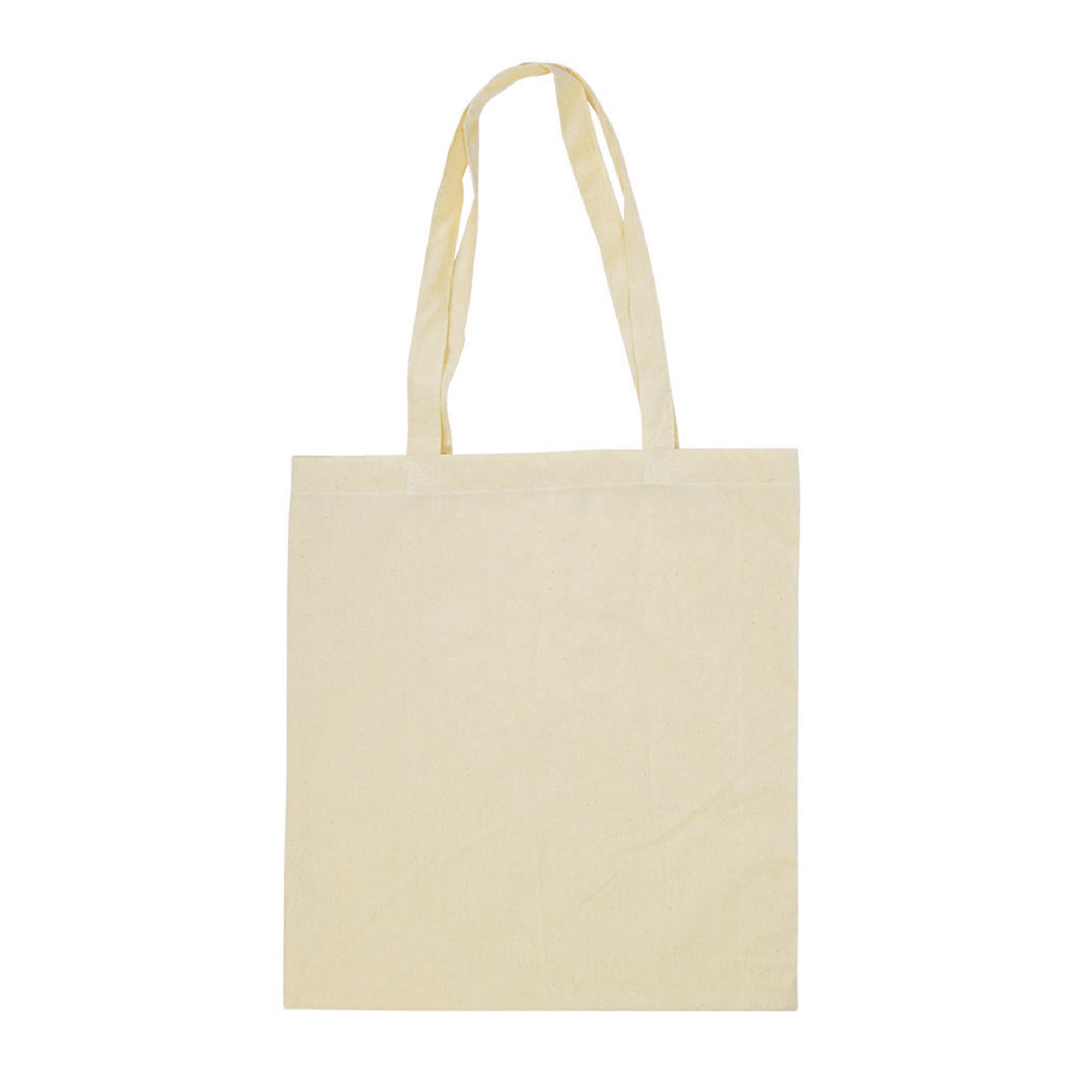 CALICO BAG NO GUSSET - 1 Colour Print, From $1.68