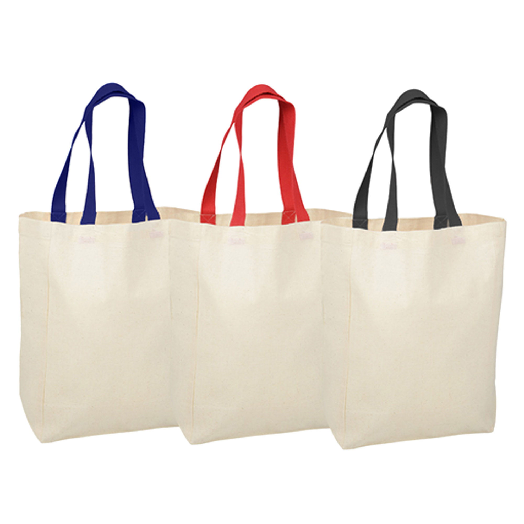 CALICO TRADE SHOW BAG - 1 Colour Print