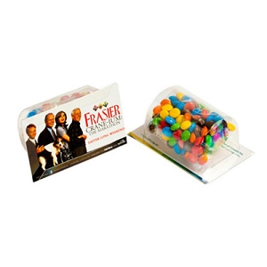 Biz Card Treats with Mini M&Ms 25G - Business Card Supplied By Customer, From $1.84
