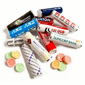 Branded Fizz Roll(Fruit Tingle Look Alike) - Includes Full Colour Printed Wrapper, From $1.05