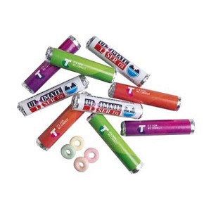 Holey Roll - Includes Full Colour Printed Wrapper, From $0.92