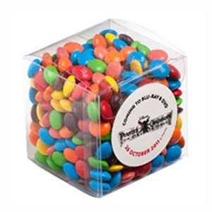 M&Ms in Cube 110G - Includes Colour Sticker, From $3.75