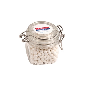 Mints in Canister 200G (Chewy Mints) - Includes 1 Colour Pad Print