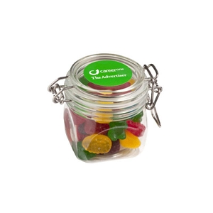 Mixed Lollies in Canister 170G  - Includes 1 Colour Pad Print