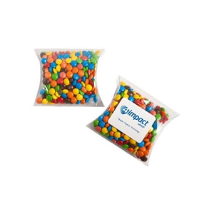 Mini M&Ms in Pillow Pack 100G (Mixed Colours Only) - Includes Colour Sticker, From $3.05