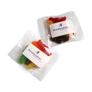 Mixed Lollies Bag 25G - Includes Colour Sticker on bag