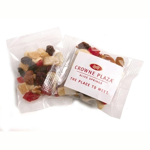 Fruit And Nut Mix Bag 20G - Includes Colour Sticker on bag, From $1.32