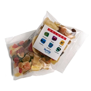 Dried Fruit Mix 50G - Includes Colour Sticker, From $1.49