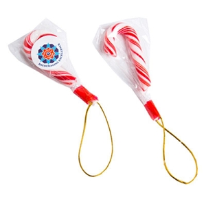 4G Candy Canes 5cm - Includes Colour Sticker, From $0.43