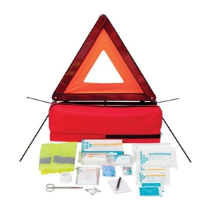 Car Safety Kit - Includes a 1 Colour Print