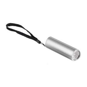 Aluminium Torch - Includes a 1 Colour Print