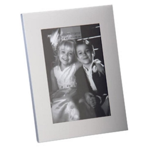 Classic Aluminium Photo Frame - Includes a 1 Colour Print, From $9.69