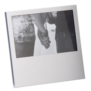 Florence Offset Silver Photo Frame - Includes a 1 Colour Print, From $6.64