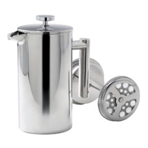 1.0 Litre Stainless Steel Coffee Plunger - Includes Laser Engraving, From $29.1