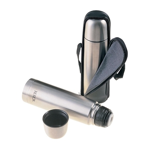 0.5lt Travelmate S/s Vacuum Flask - Includes a 1 Colour Print, From $11.4