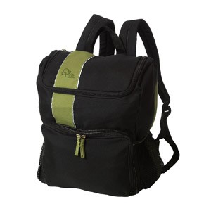 Eco Recycled Deluxe Backpack - Includes a 1 Colour Print