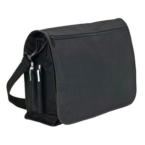 80% Recycled Messenger Bag - Includes a 1 Colour Print, From $9.44