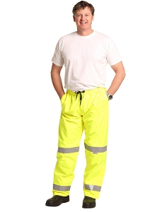 Hi-Vis Safety Pant with 3M Tapes, From $22.2