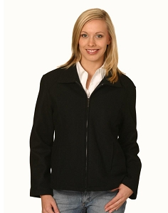 Flinders ladies wool blend jacket