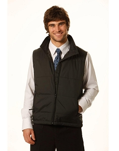 Men's Nylon Rip-stop Padded Vest