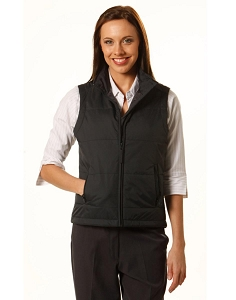 Ladies' Nylon Rip-stop Padded Vest