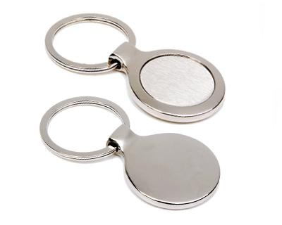 Metal Key Rings - Includes laser engravd logo, From $1.41