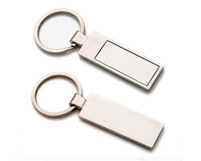 Metal Key Rings - Includes laser engravd logo, From $1.43