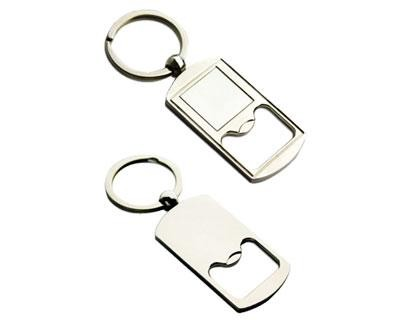 Metal Key Rings - Includes laser engravd logo, From $1.49