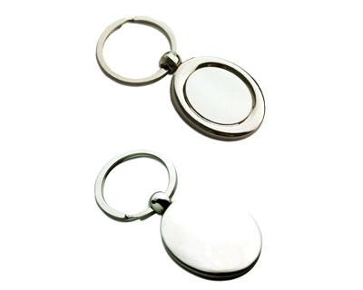 Metal Key Rings - Includes laser engravd logo, From $1.44