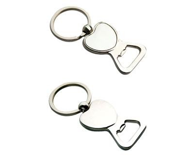 Metal Key Rings - Includes laser engravd logo