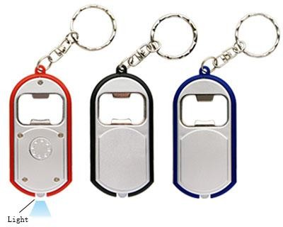 LED Torch Bottle Opener - Includes laser engravd logo, From $1 -