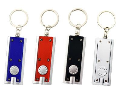 LED Torch Keyring - Includes laser engravd logo