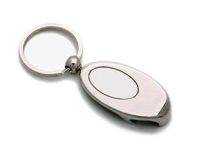 Metal Key Rings - Includes laser engravd logo, From $1.22