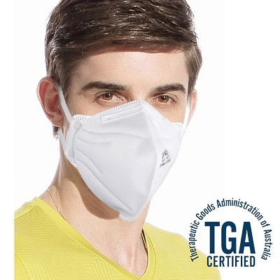Disposable KN95 Particulate Face Mask, TGA Approved